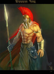 Warrior Soul by Shinsen