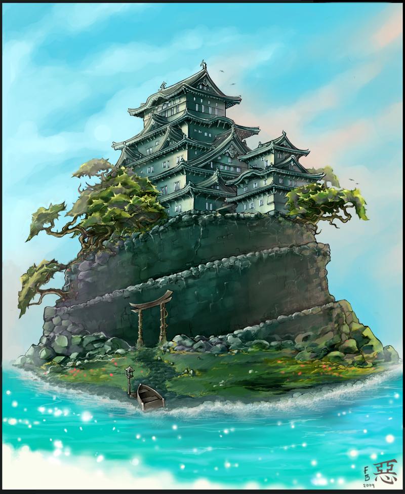 - Ocean Castle