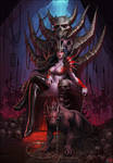The Undead Queen