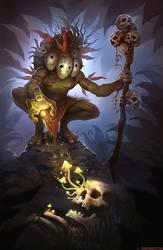 Wandering Mystic by Shinsen