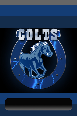 Colts IPod Wallpaper By BuckHunter7