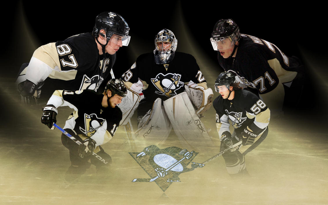 PITTSBURGH PENGUINS Wallpaper by ~BuckHunter7 on deviantART