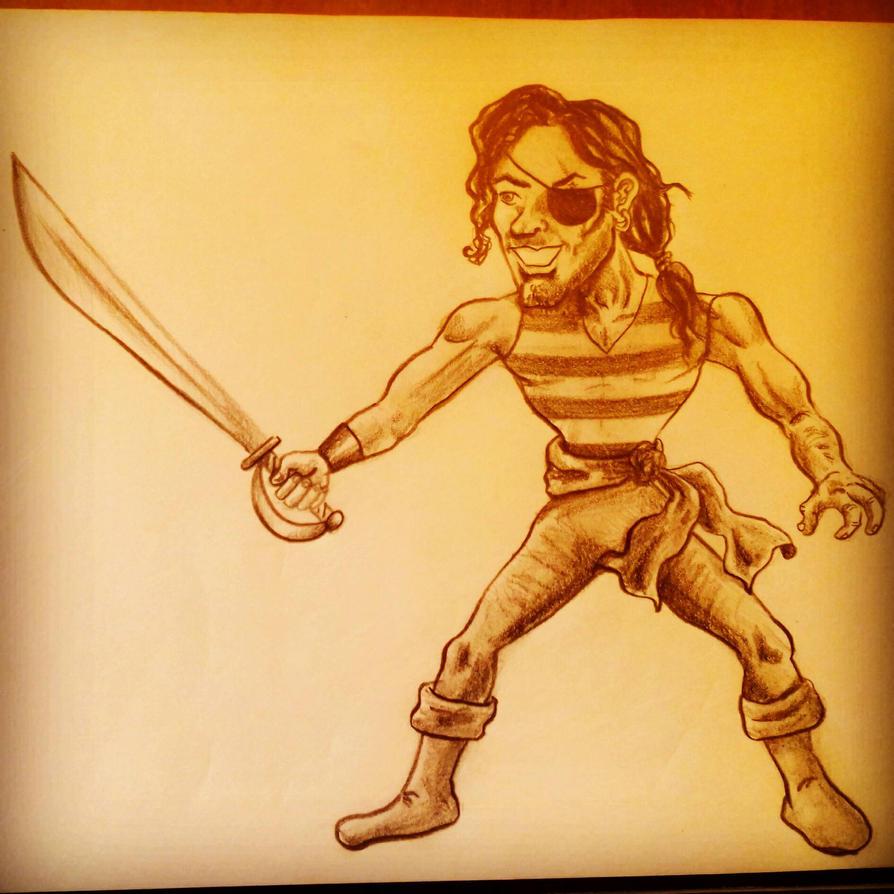 Pirate by pilouuuu