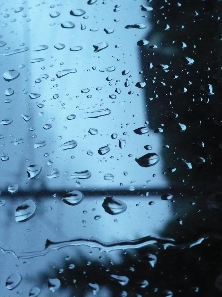 Blue Rain by egzystencja