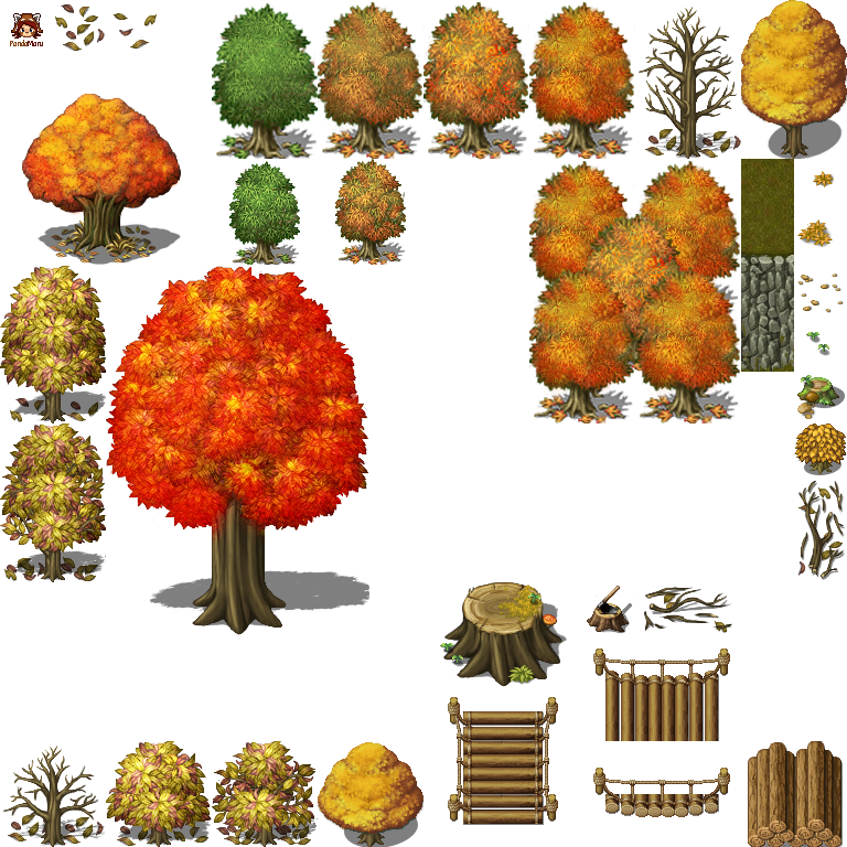 mv trees by cangyu2004