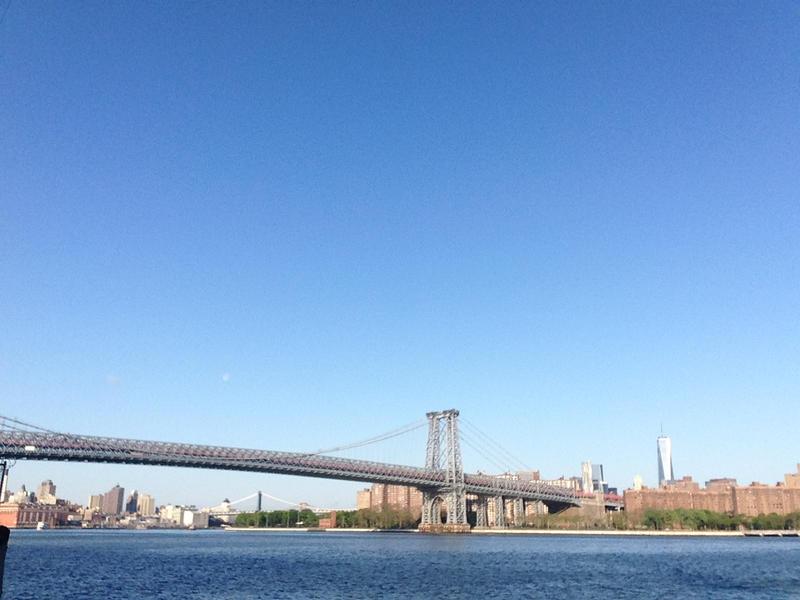 Williamsburg Bridge Brooklyn by OYCDIMG