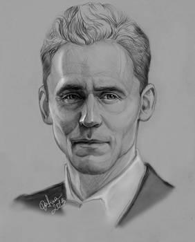 Tom Hiddleston, Cannes, 2013