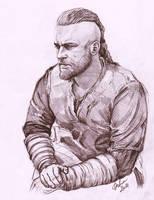 ''Vikings'' Ragnar Lothbrok by DafnaWinchester