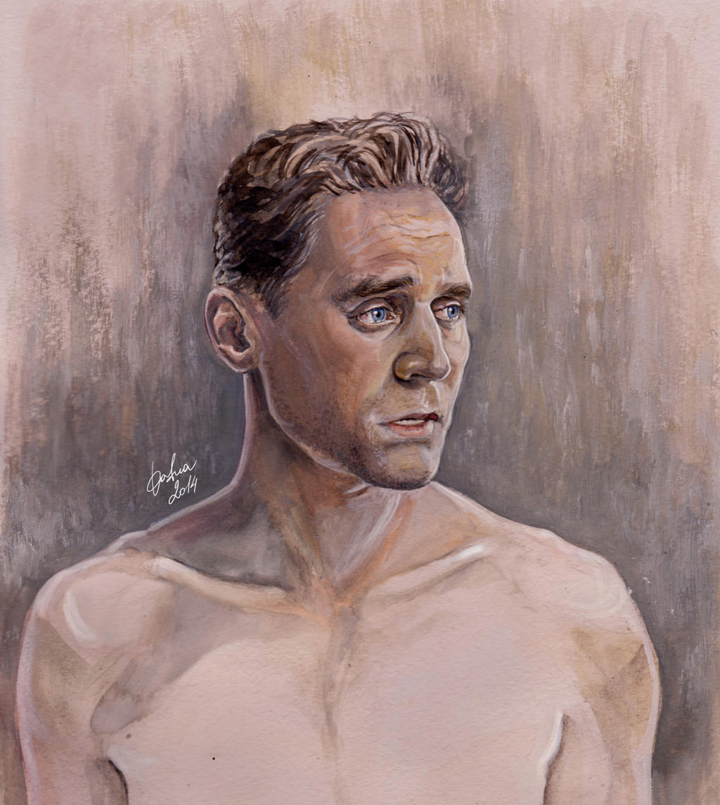 Tom Hiddleston as Gaius Marcius Coriolanus by DafnaWinchester