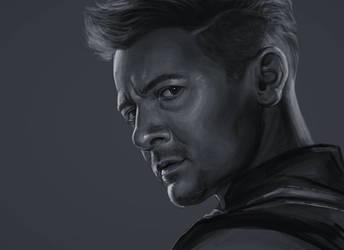Hawkeye by DafnaWinchester