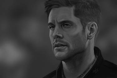 Dean freaking Winchester by DafnaWinchester