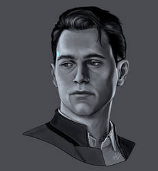Connor by DafnaWinchester