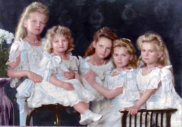 Venajan kadotetut lapset by HennAnastasia