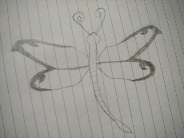 Dragonfly Tattoo Art - dragonfly tattoo