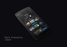 Dark Elements by utsavshah