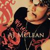 BSB: AJ: Red McLean by dreamin-gurl