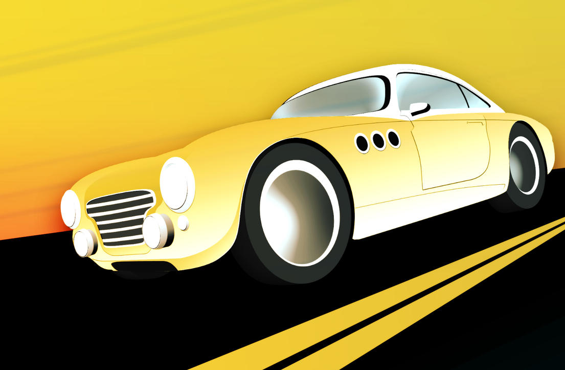 1950 berlinetta by AfxTwin