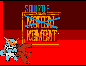 SQUIRTLE KOMBAT by SONIC-BOY-98