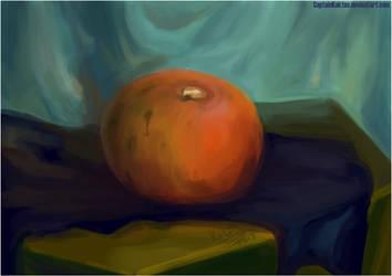 pumpkin by CaptainKaktus