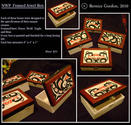 NWP Jewel Boxes