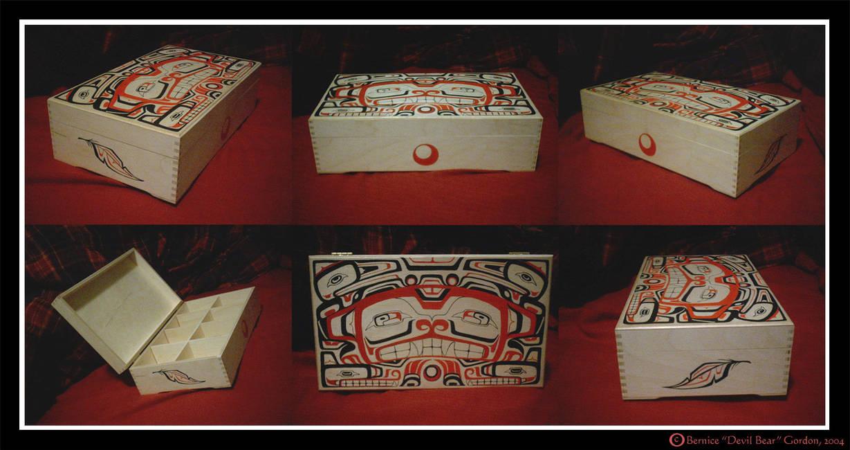 Large Torek Jewelry Box