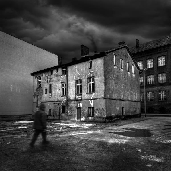 ..My City.. by MichalGiedrojc