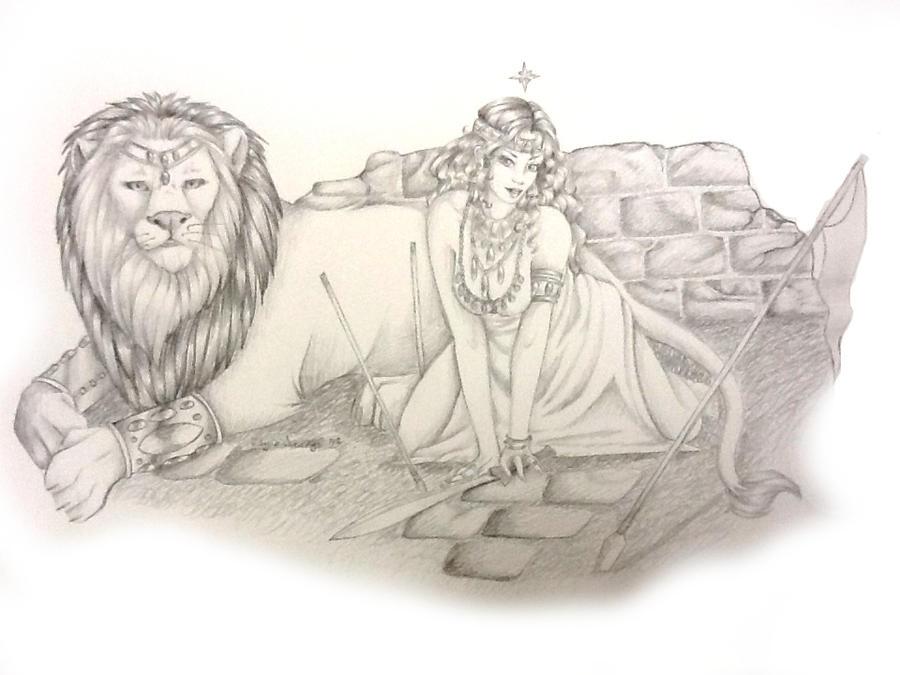 Ishtar by ToxicKiba