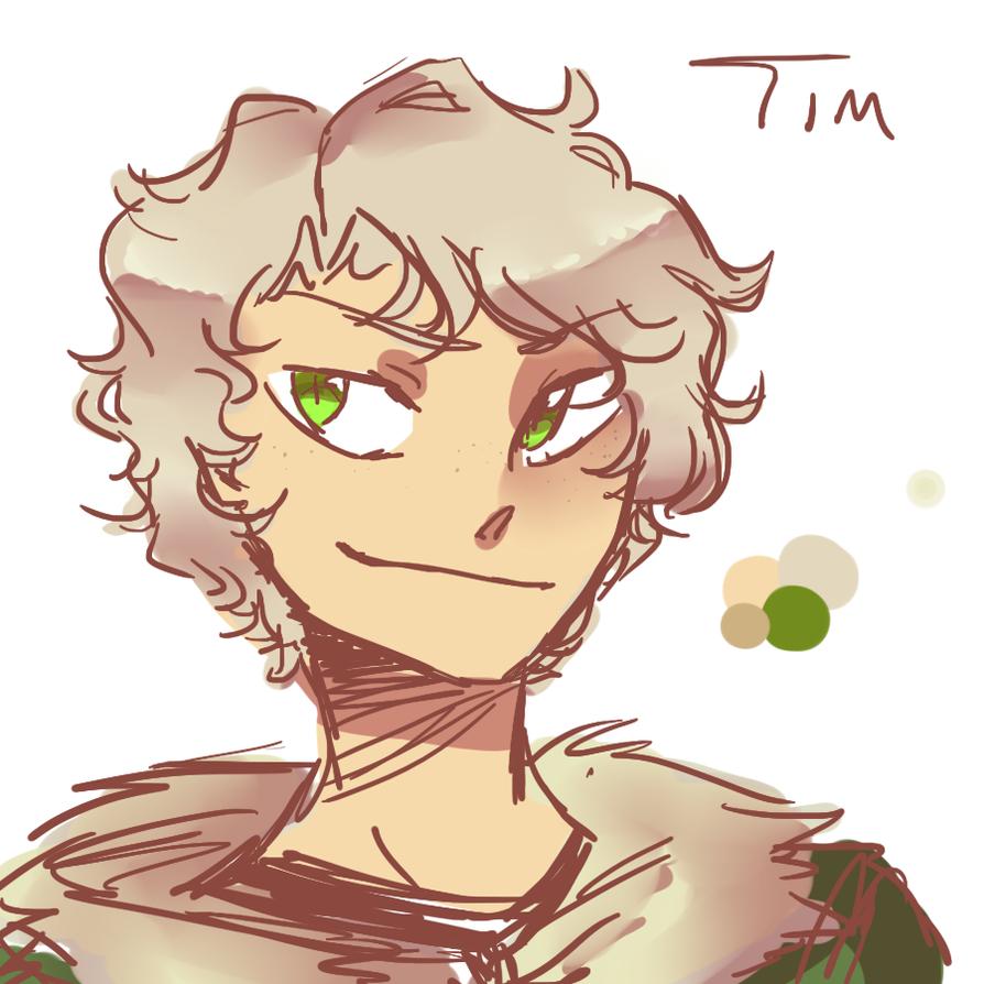 Mr. Tim by MissSuu