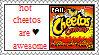 hot cheetos stamp by amyosaurus-rex