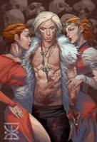 Wolf by EdJubey