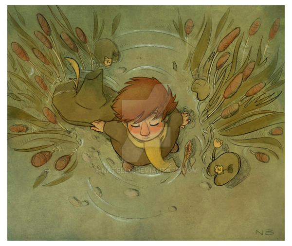 Snufkin by Natello