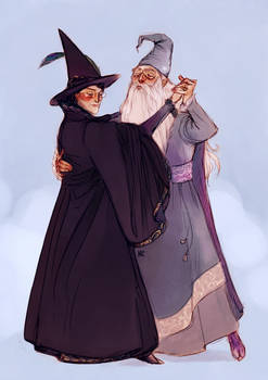 Waltzing Wizards
