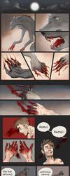 Bloody comic by Natello