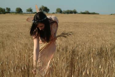 La fata del grano by AlicePsichedelica