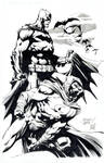 Batman and Moonknight