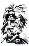 Batman and Moonknight