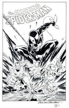 Spider-Man Silver Sable Sandman