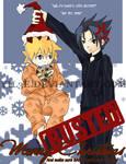 Merry Xmas ft. Sasuke+Naruto