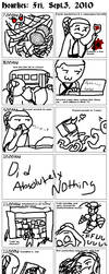 Hourlies: Sept. 3 '10 by Syren-scrabdemon