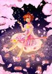 Our Cherryblossom - [Fanart/Card Captor Sakura]