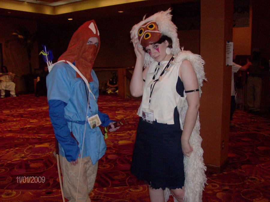 costume halloween dress ebay princess mononoke cosplay pic by chachamaru san on deviantart
