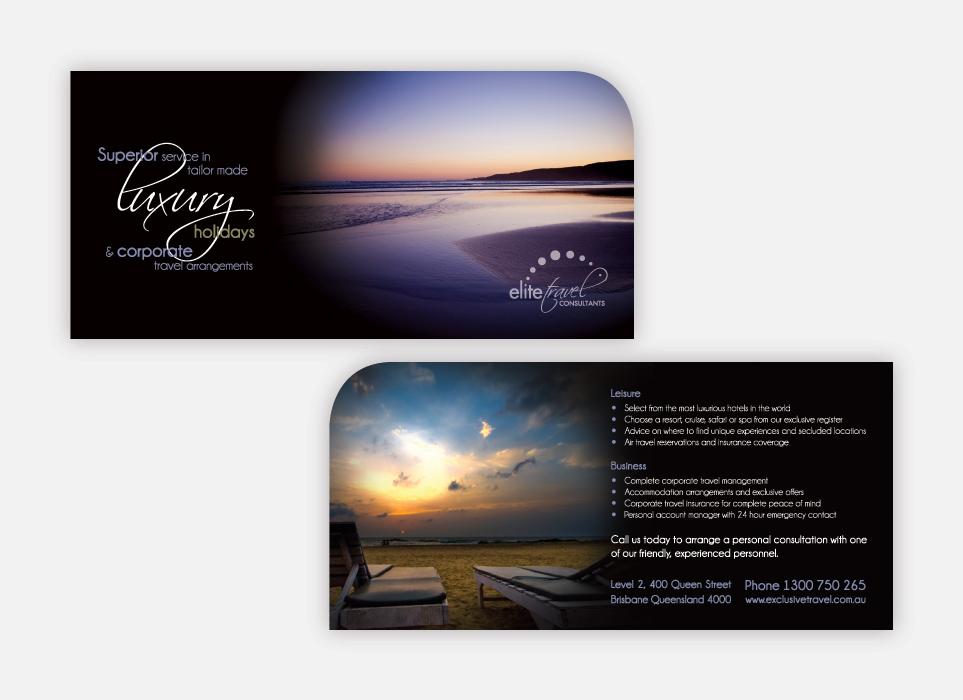 Postcard Advertising