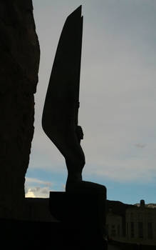 Winged Figures of the Republic