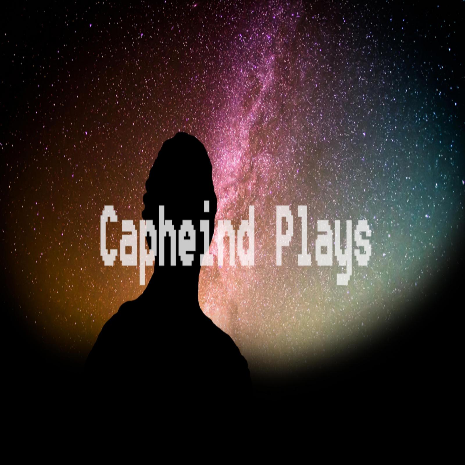 CapheindPlays Podcast Cover by capheind