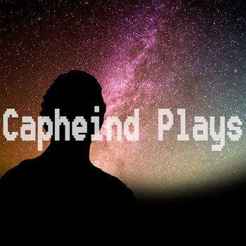 CapheindPlays Podcast Cover by capheind