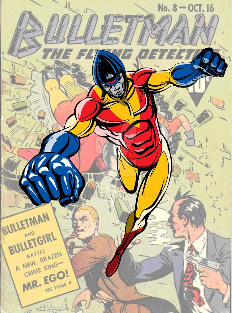 Bulletman Color by maxmblk66