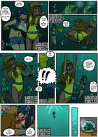 Catching Lantern-Fish P2/2 [By LiesMan] by DraDragonTear