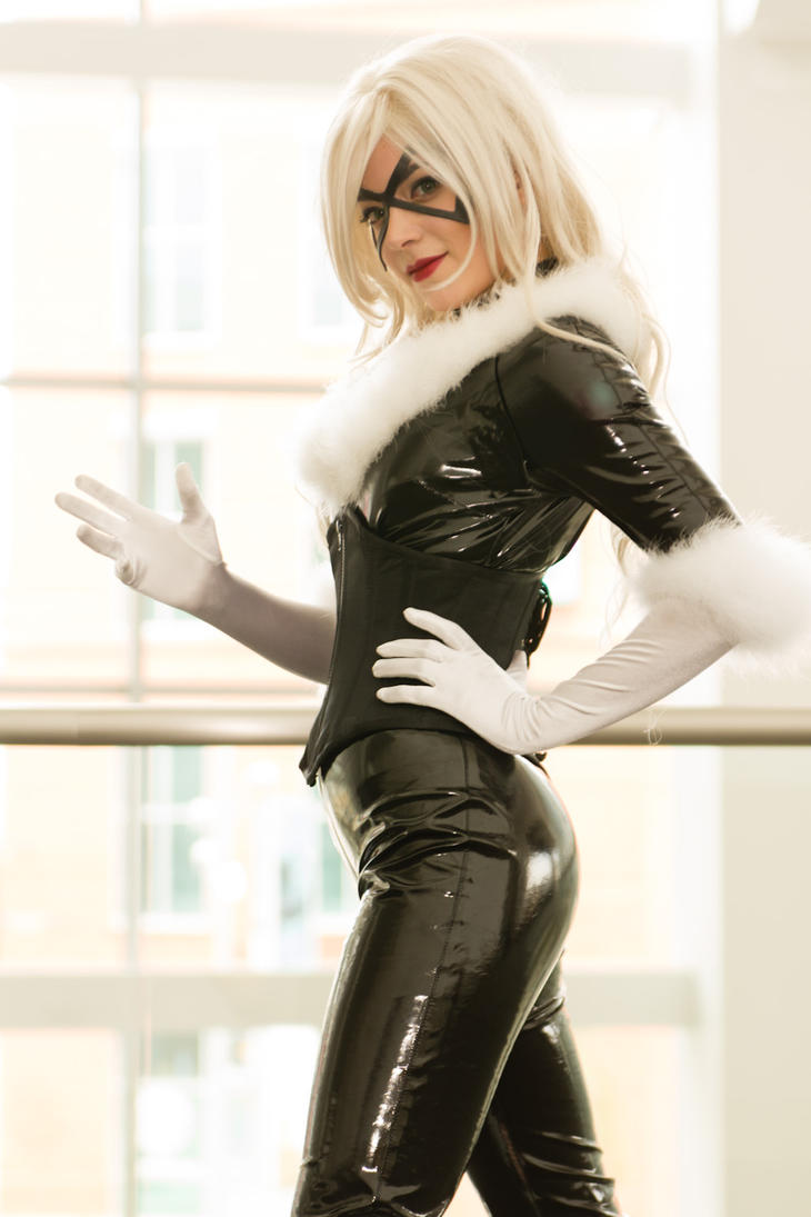 Black Cat II by zeraphie