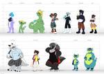 Character Compendium