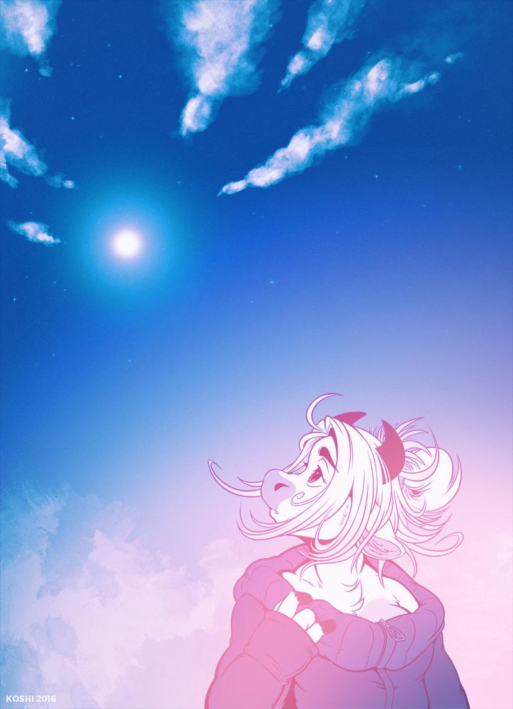 Starscape by Koshizuu